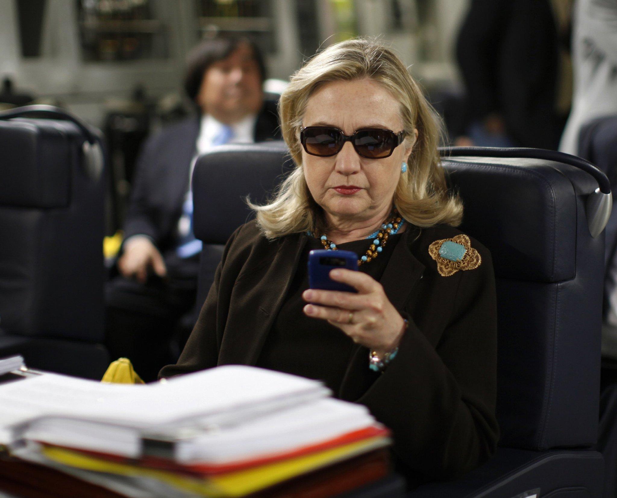 les emails d'hillary clinton