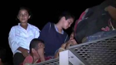 Los niños migrantes deportados de los Estados Unidos se enfrentan a amenazas de muerte, en el hogar: ONU