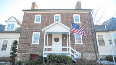 Home of the Week: Running into history with renovated 18th-century farmhouse