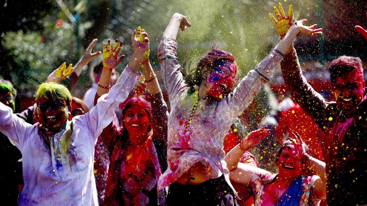 Holi | The festival of colors