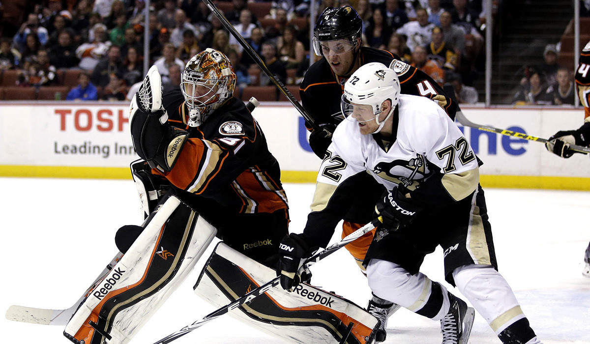 Ducks' Comeback Attempt Comes Too Late In 5-2 Loss To Pittsburgh
