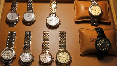 Shinola's Detroit story a successful sell