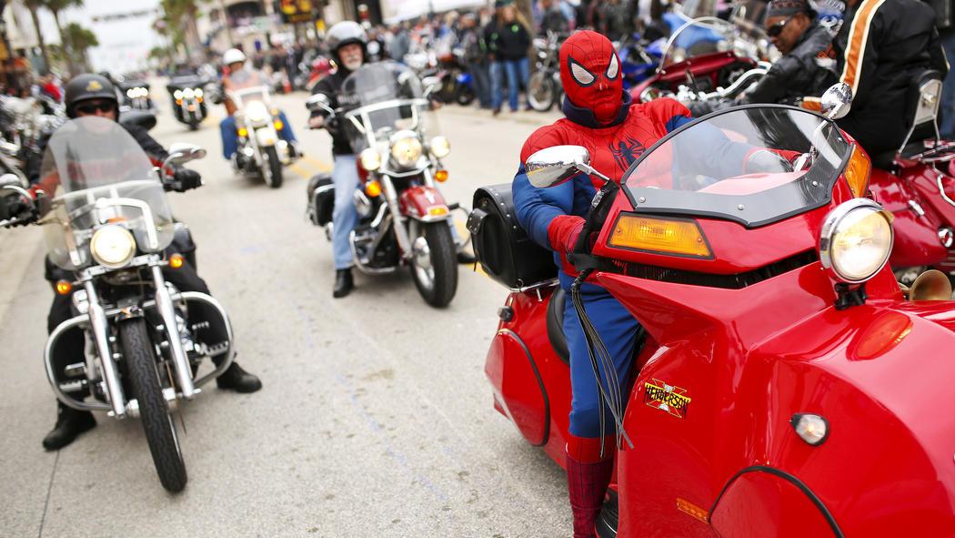 Bike-pictures.com Pictures Daytona Bike Week