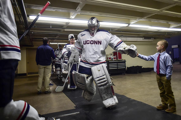 Hockey East: Several Positives From UConn's First Season In League