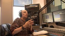 Legendary radio jock Jonathan Gilbert, better known as Weasel, returns to the air