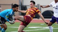 Photo Gallery: La Cañada High School CIF SS soccer playoffs vs. Cathedral High School