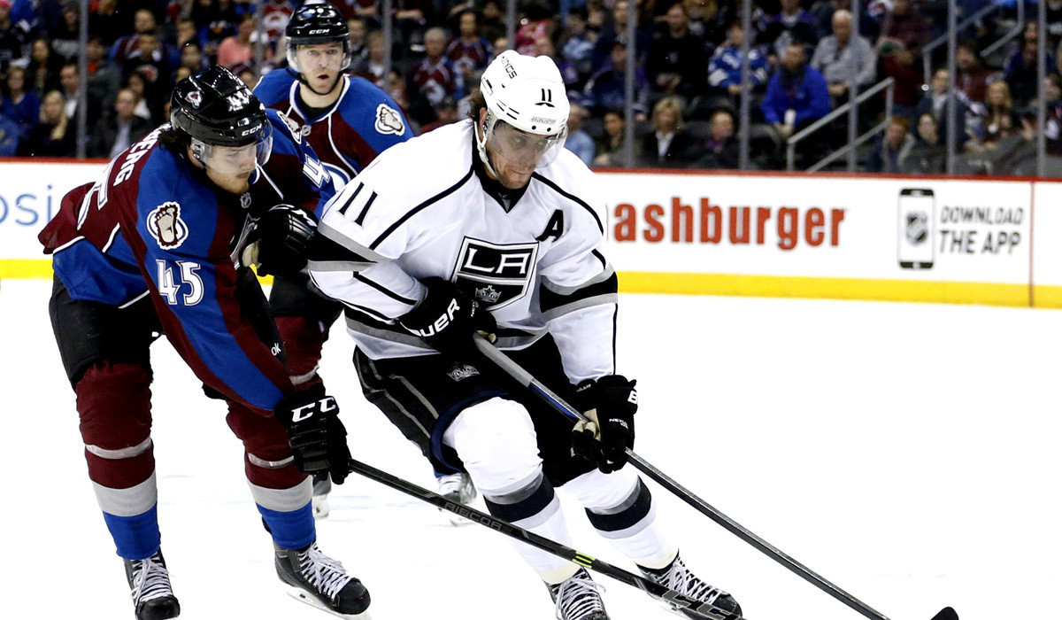 These Three Kings Find Win Over Avalanche Fulfilling