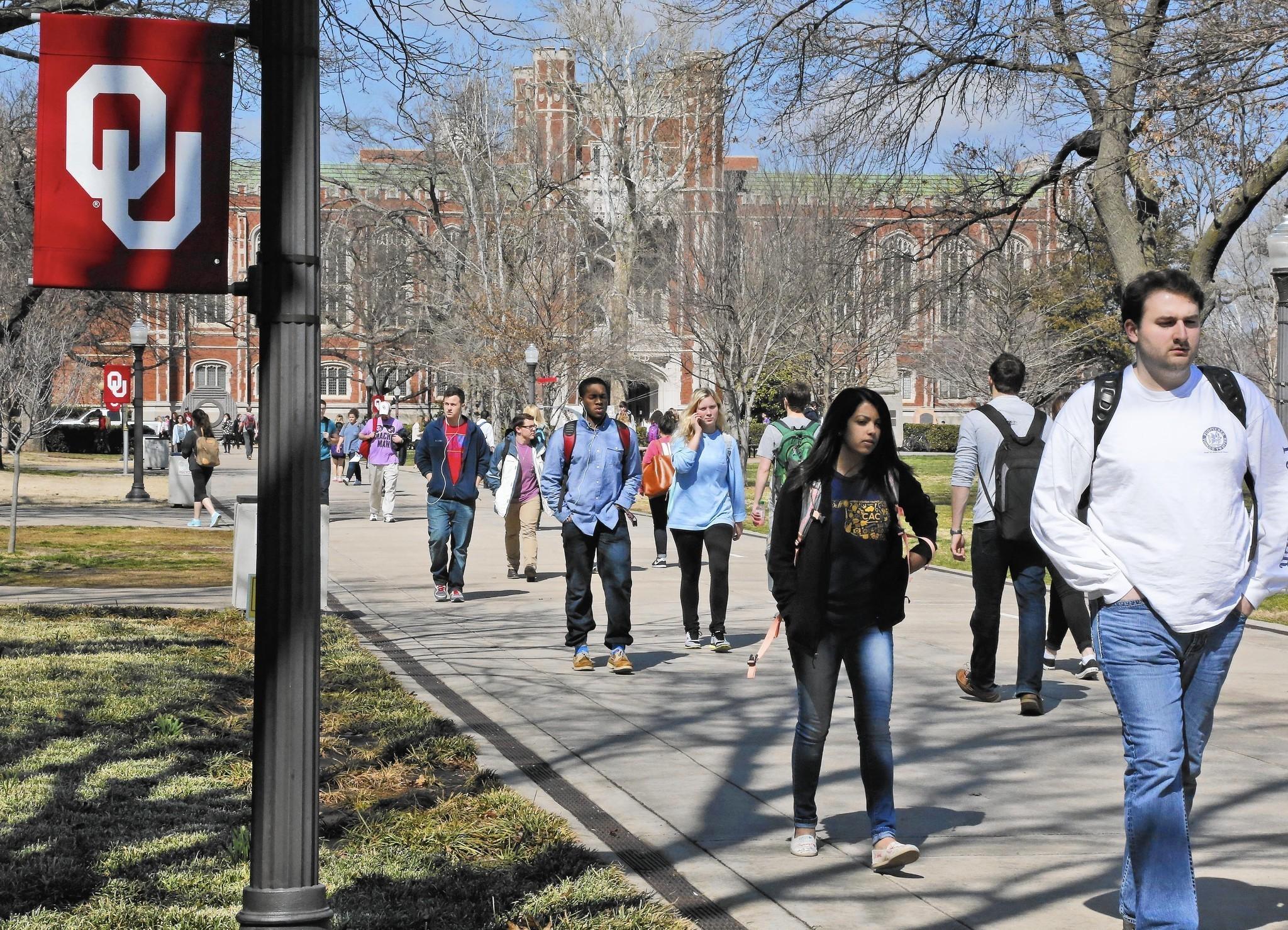 University of Oklahoma minorities say 'casual racism ...