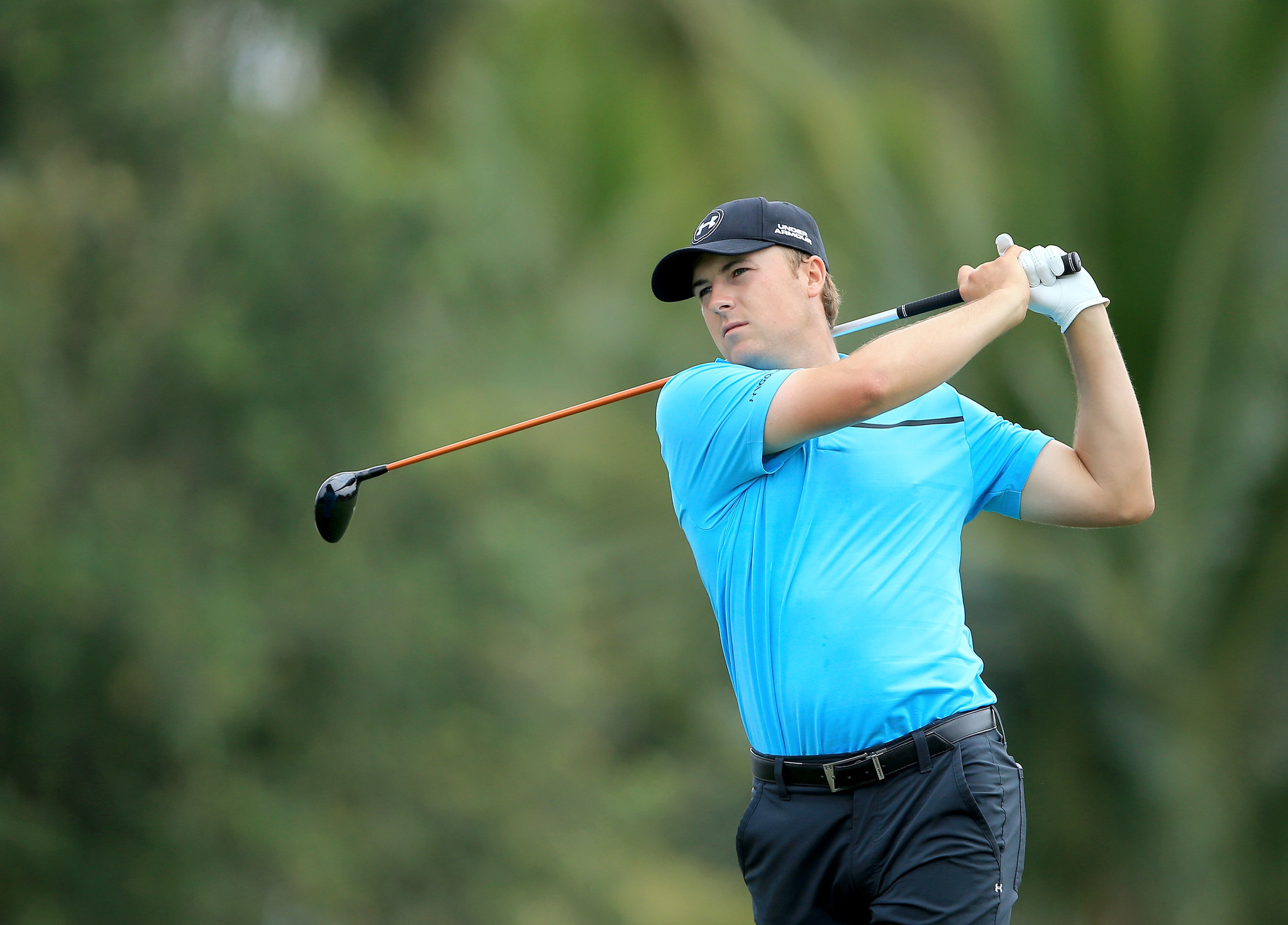 Jordan Spieth Leads Young Group Of Golfers On Pga Tour