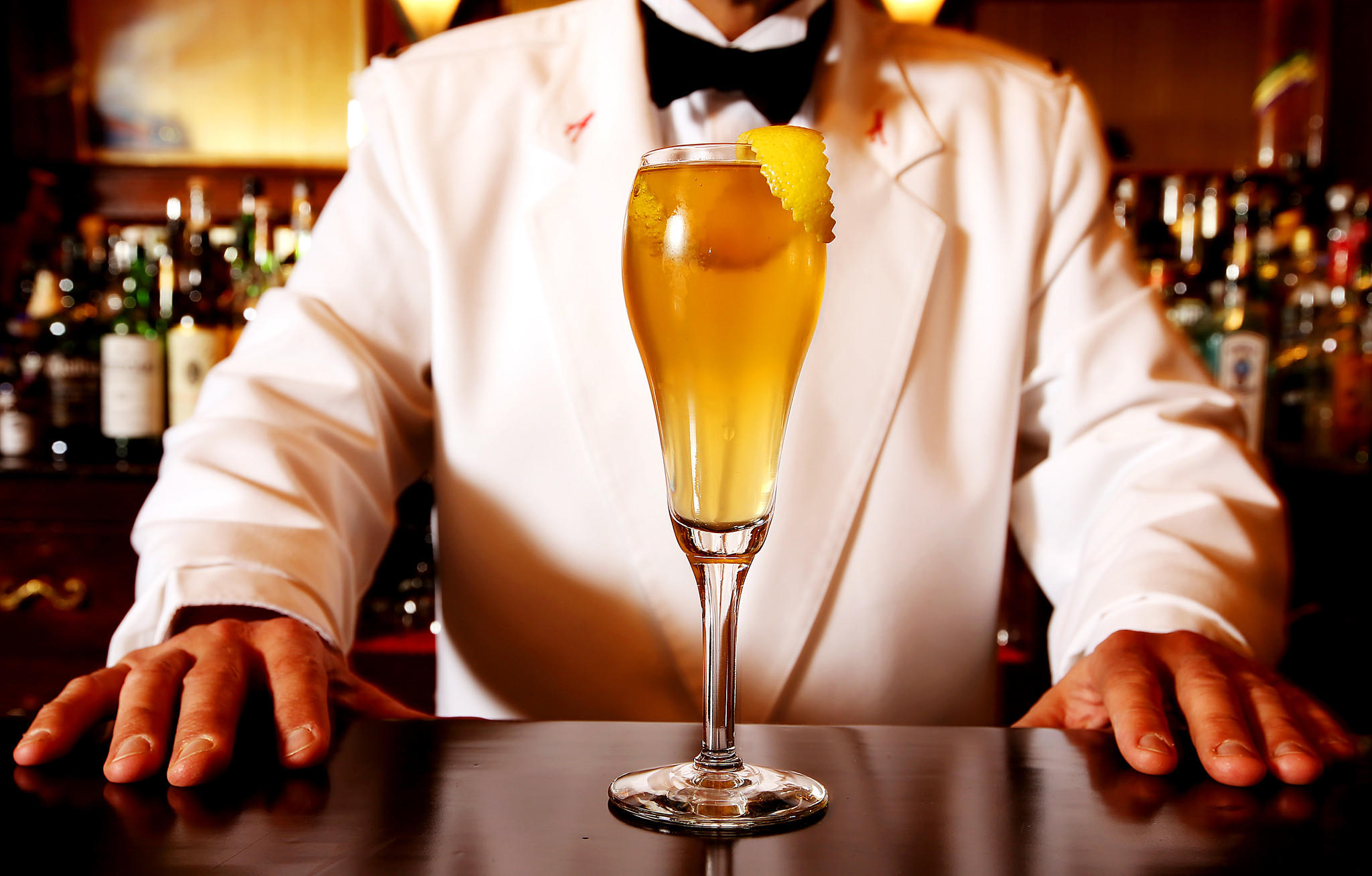 French 75 in New Orleans
