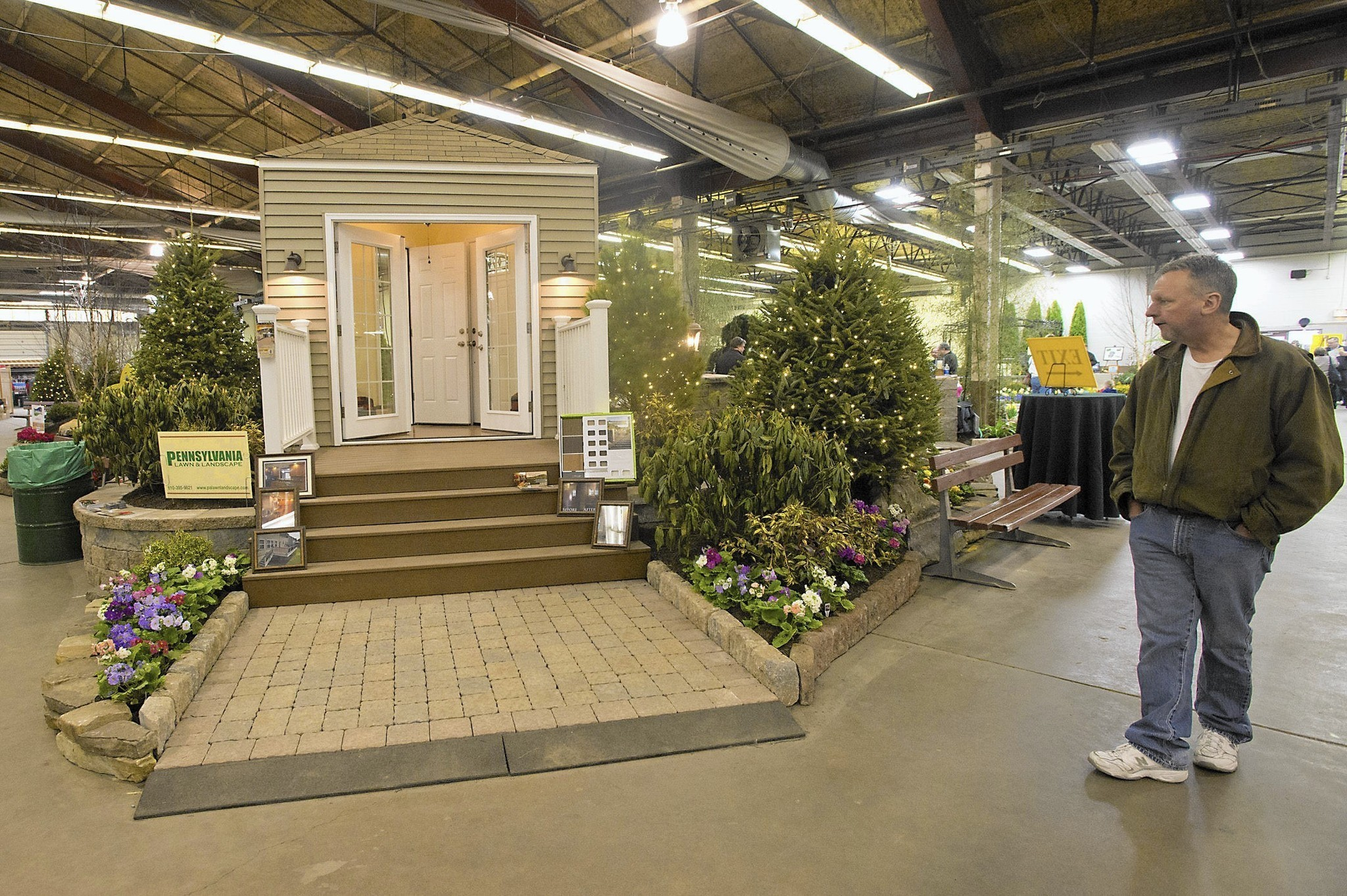 Valley Flower, Garden & Pool Show can help you create an outdoor ...