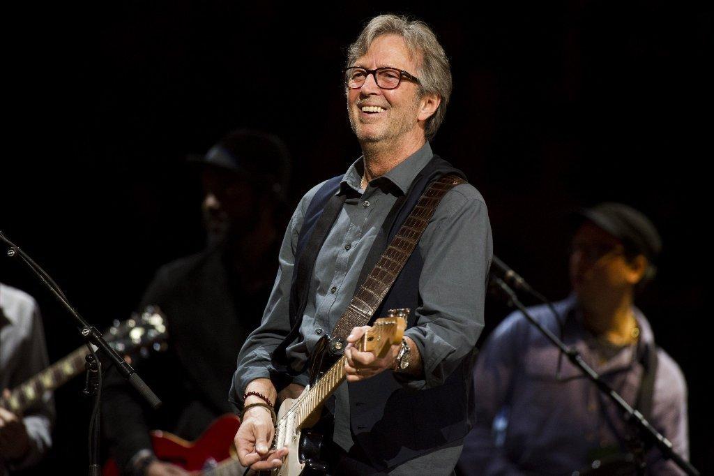 Eric Clapton To Celebrate 70th Birthday At Madison Square Garden Chicago Tribune