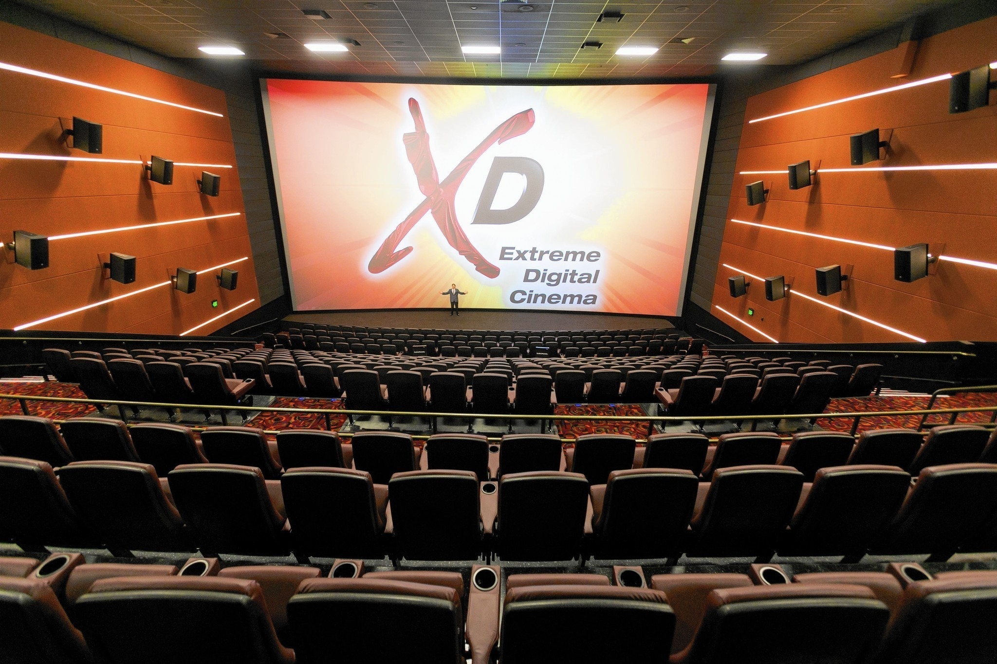 Cinemark Debuts New Theater In Playa Vista La Times