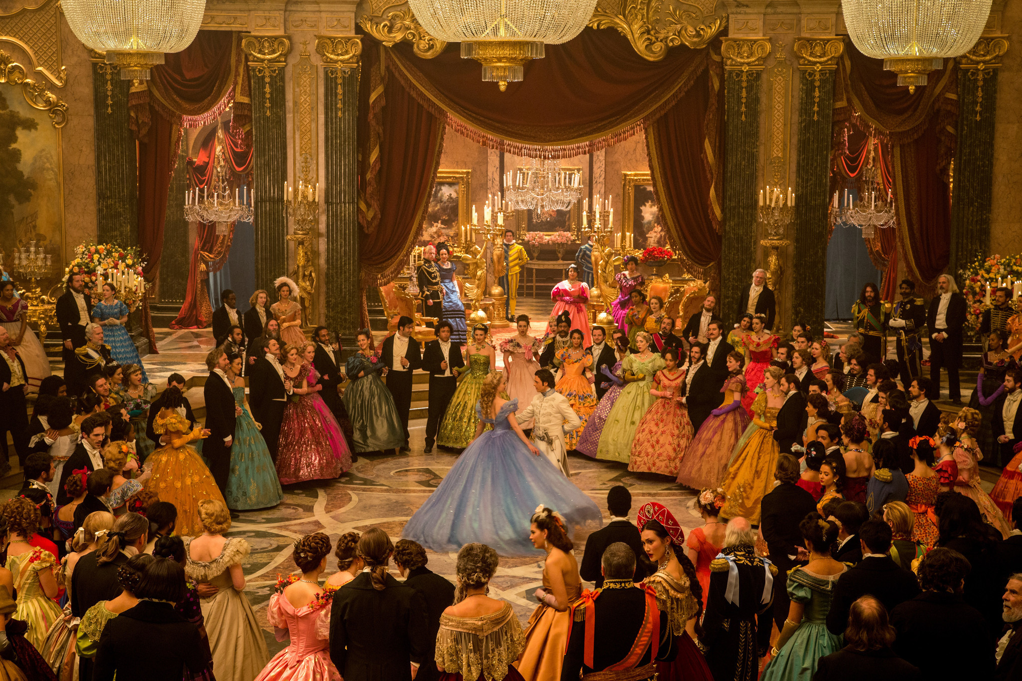 'Cinderella' remake offers some of that old Disney magic, reviews say