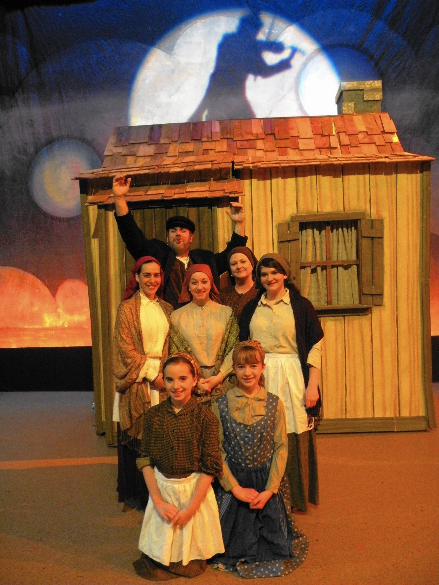 Fiddler On The Roof Takes Stage At Phoenix Festival