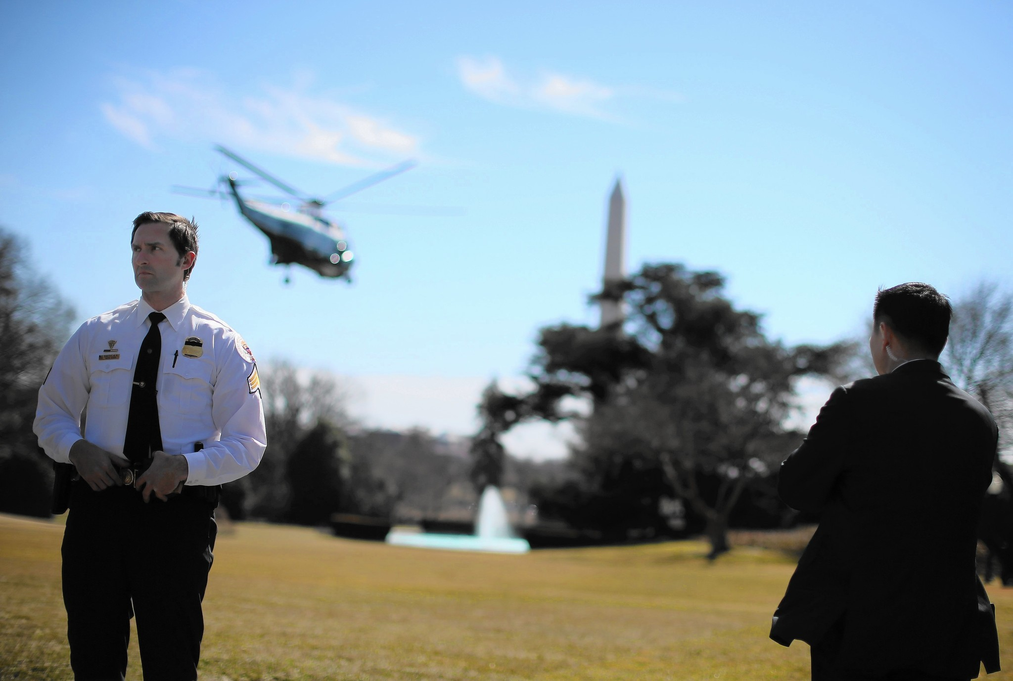 Secret Service agents disrupted bomb investigation at White House, officials say