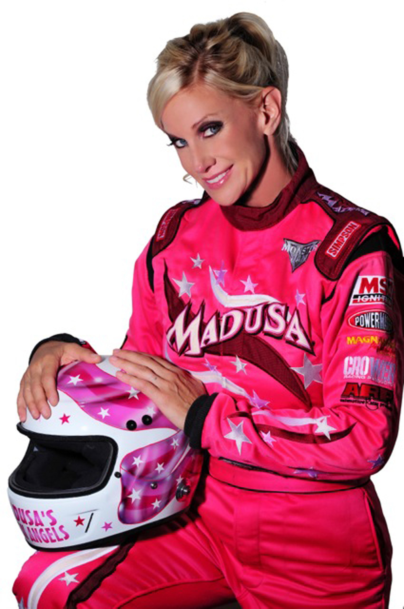 Madusa a star in maledominated Monster Trucks  The Morning Call