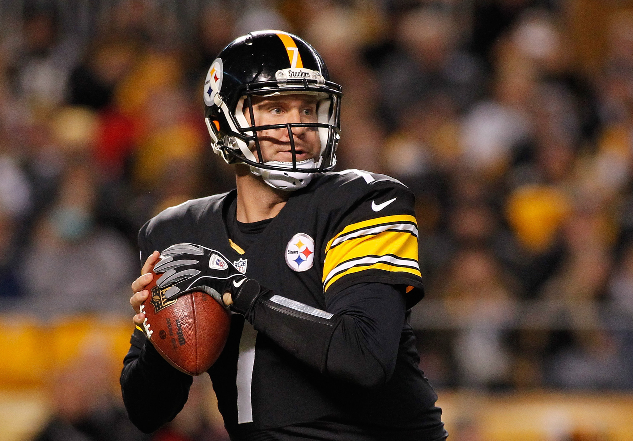 Steelers sign Ben Roethlisberger to five year contract extension