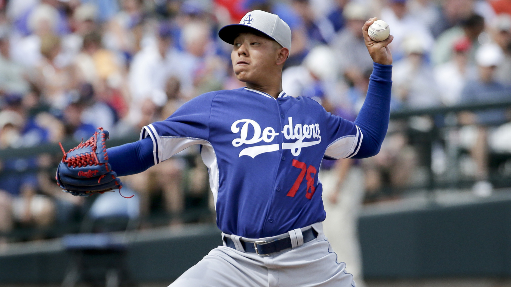 julio urias is one of first four dodgers reassigned to