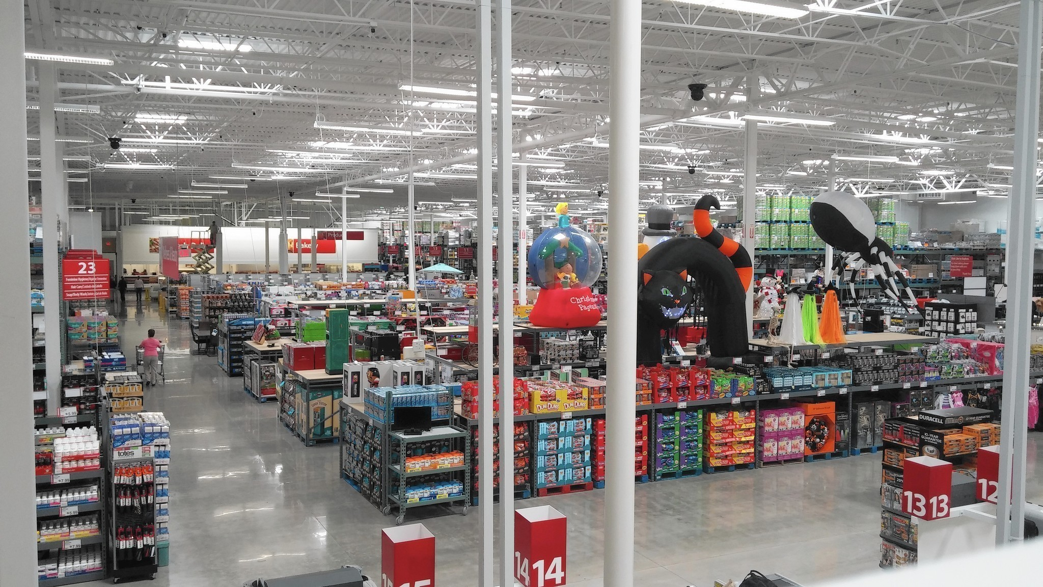 Get warehouse savings, every day, at BJ's Wholesale Club. The company offers big discounts on groceries, electronics, appliances, pet supplies, sporting equipment, jewelry, and more.