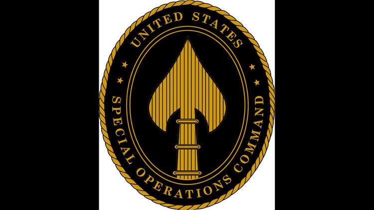 U.S. Special Operations Command logo