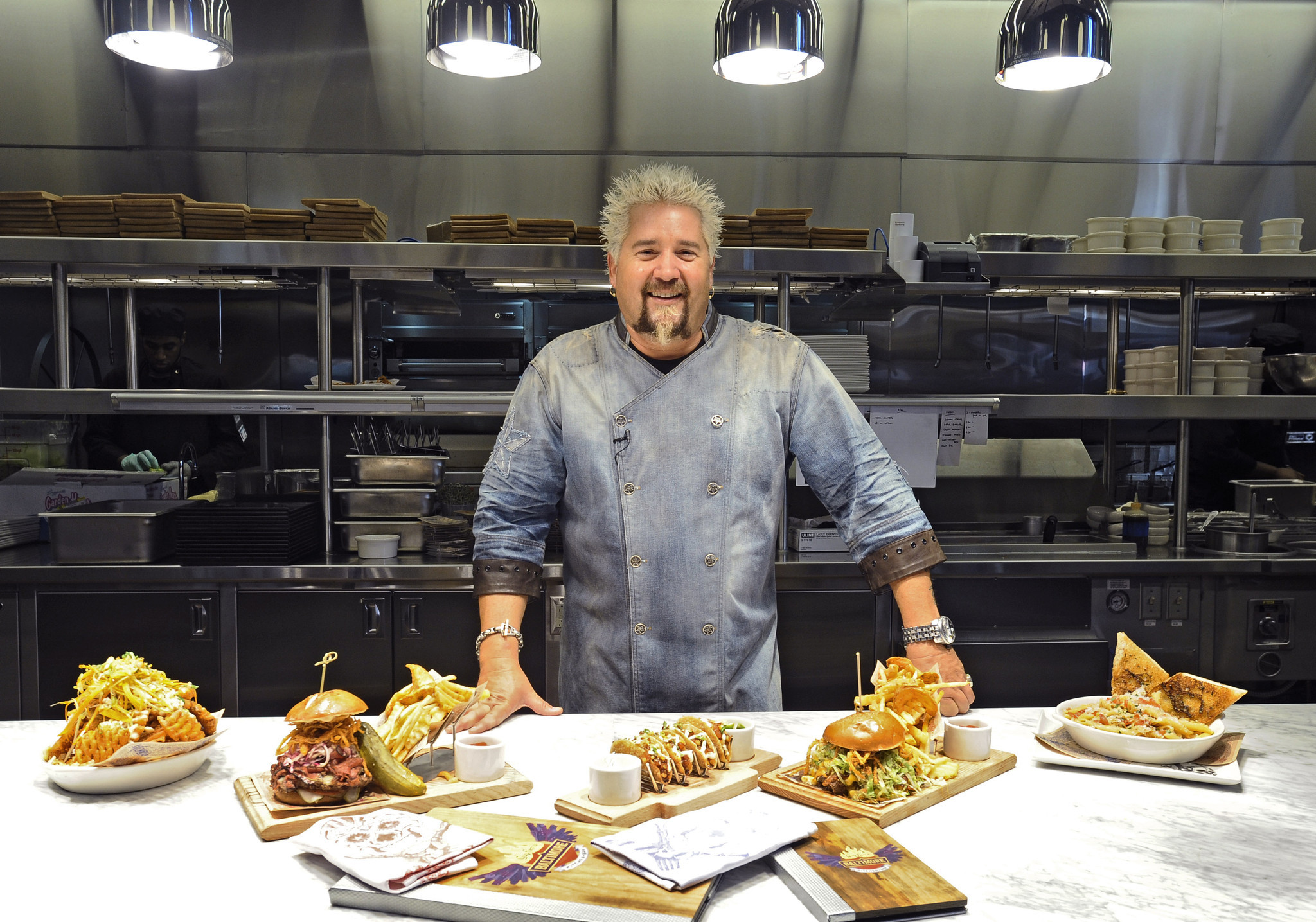 Diners Drive Ins And Dives Chicago Navy Pier December 4 2018