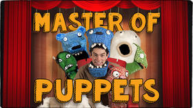 Master Of Puppets: Kevin Sherry brings kids' imaginations to life