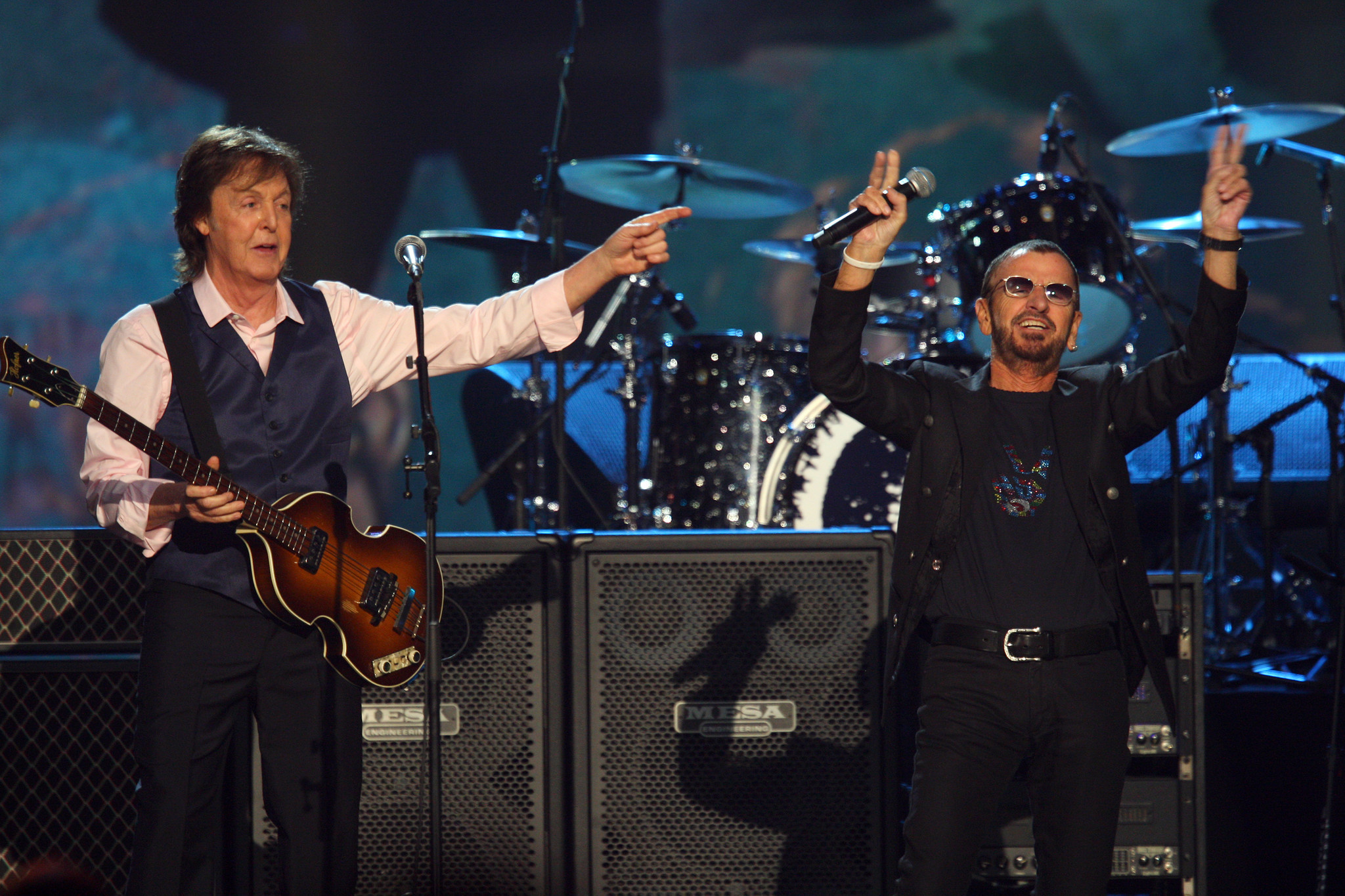 Paul mccartney to induct ringo starr into rock hall on april 18 la times