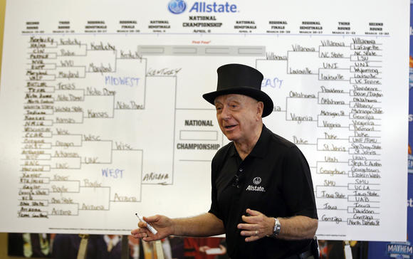 ESPNs Dick Vitale: Why he has Louisville in his Final Four