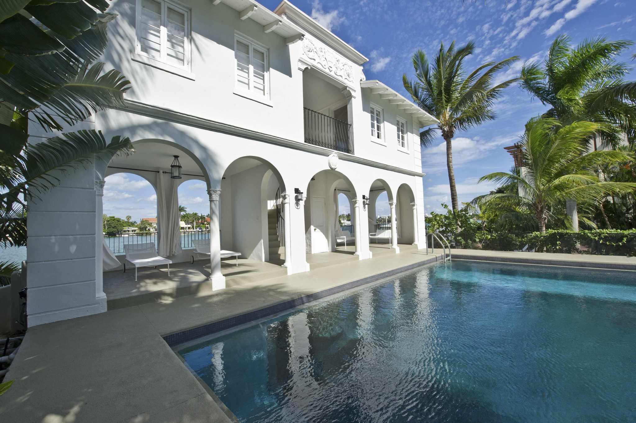Al Capone S Miami Beach House