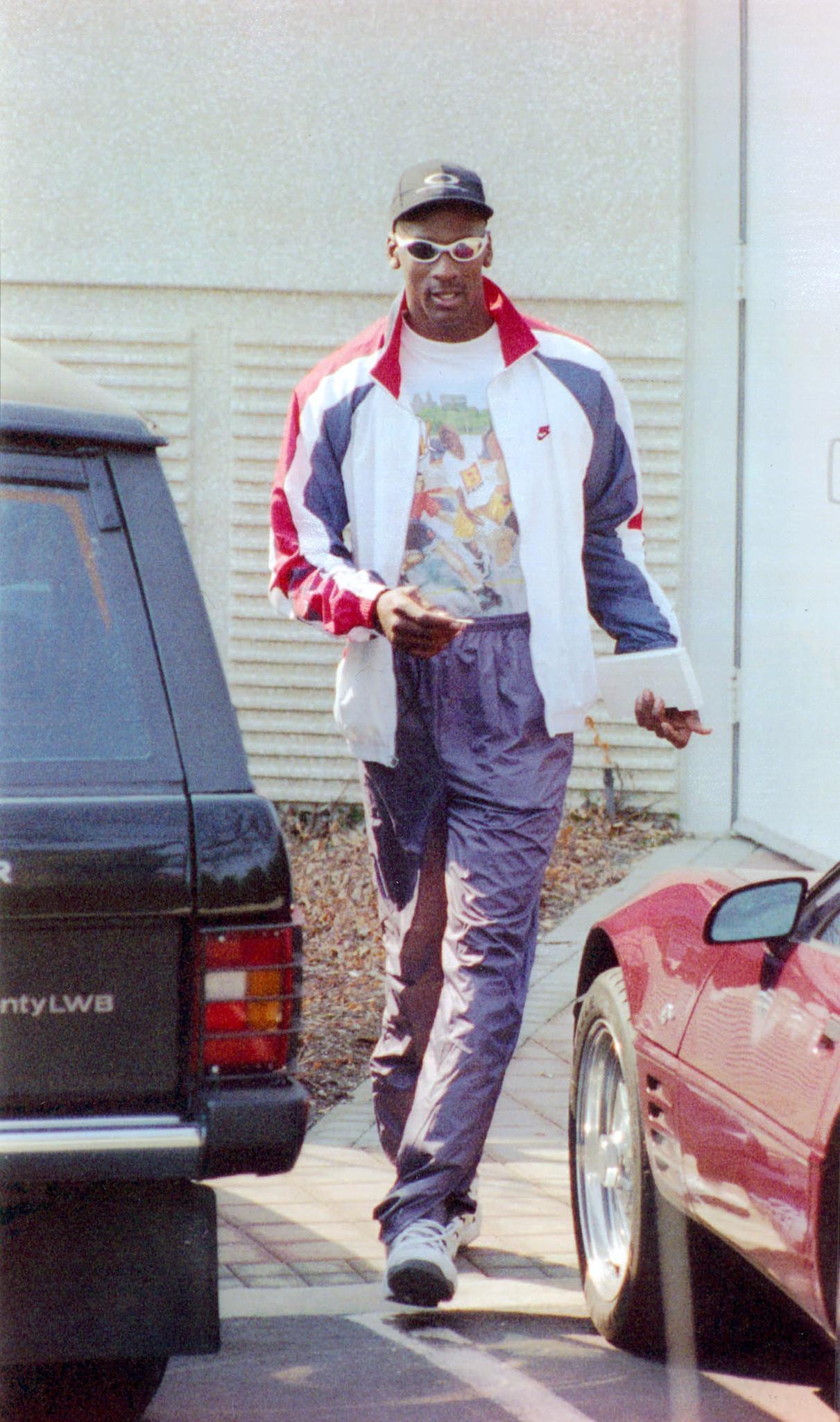ago Michael world back