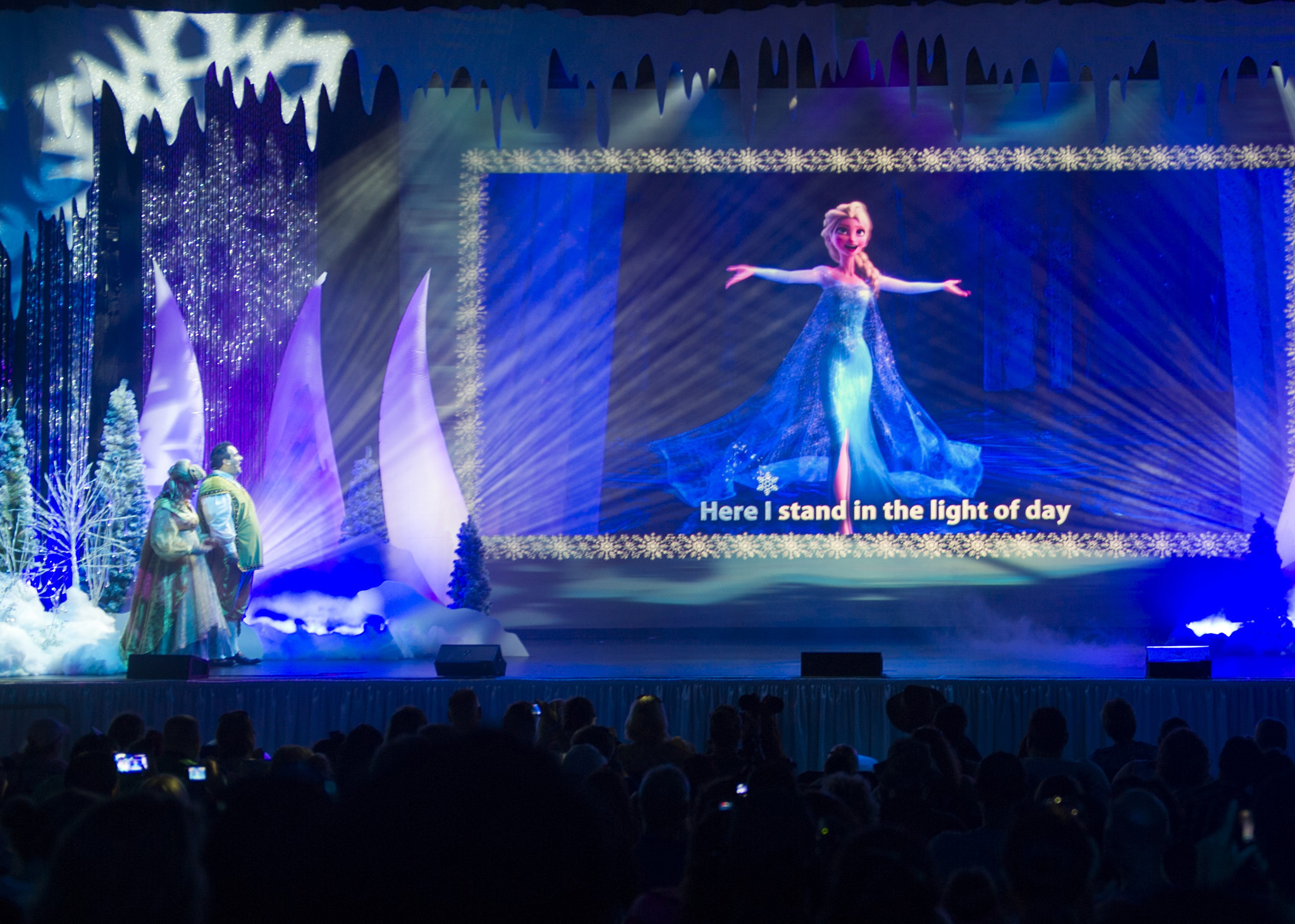 disney brings back frozen summer fun at hollywood studios