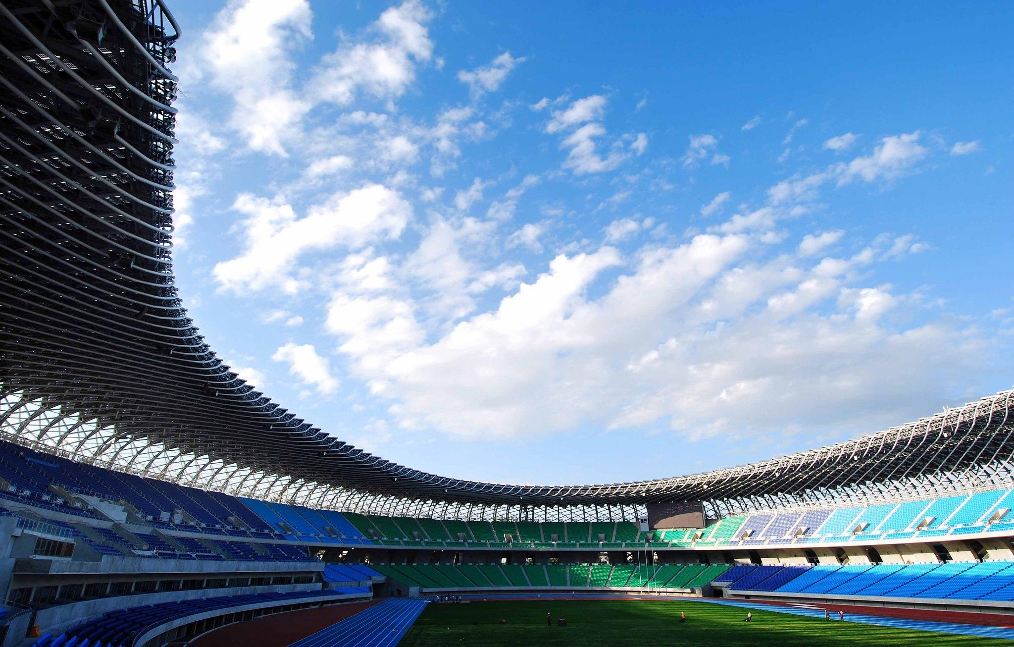 Taiwan's World Games Stadium