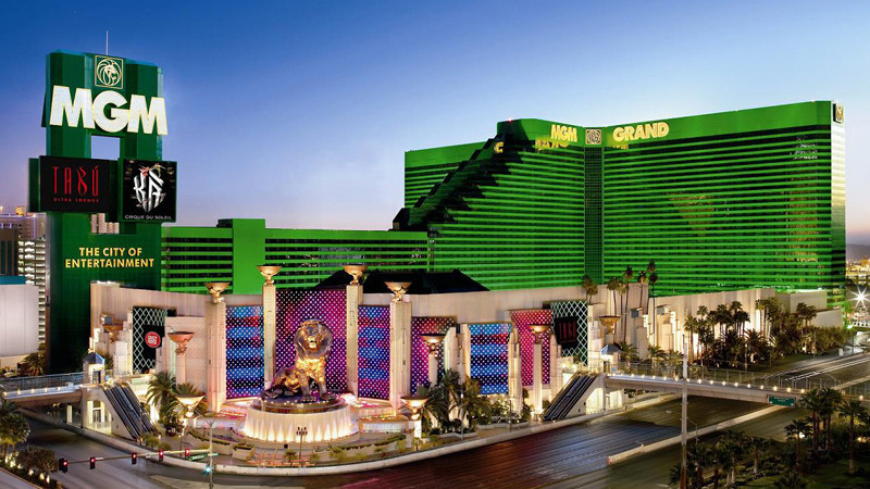 Book a group vacation with the new MGM Resorts Connections