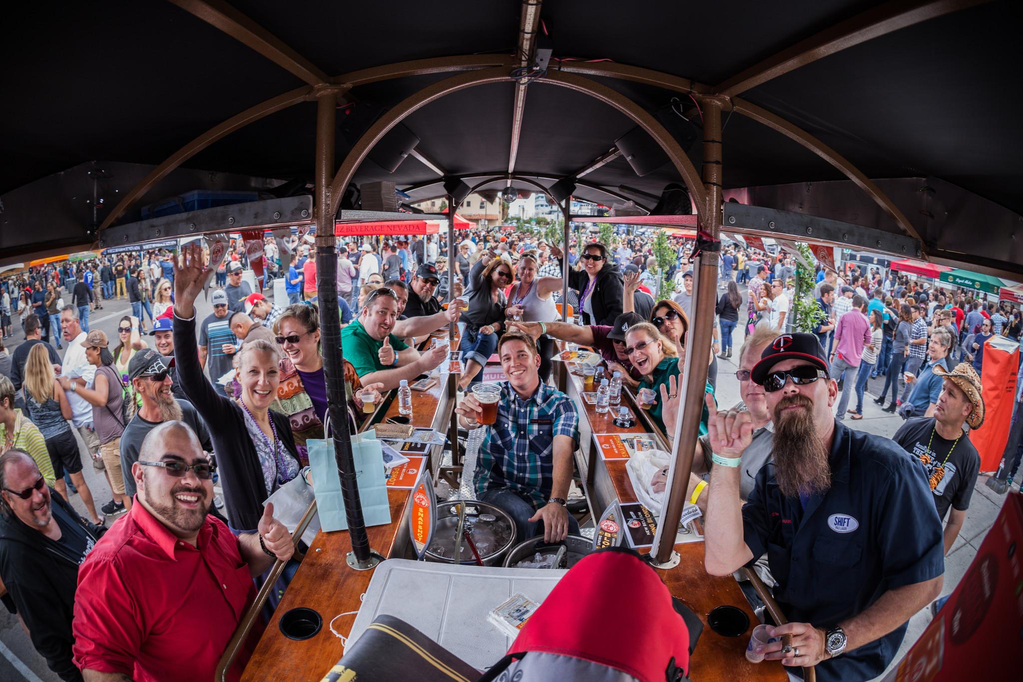 Two Las Vegas beer festivals focus on craft brews in April