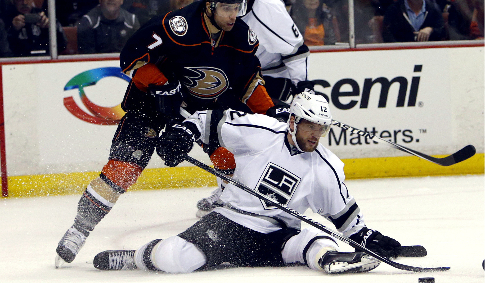 What we learned from the Ducks' 3-2 victory over the Kings