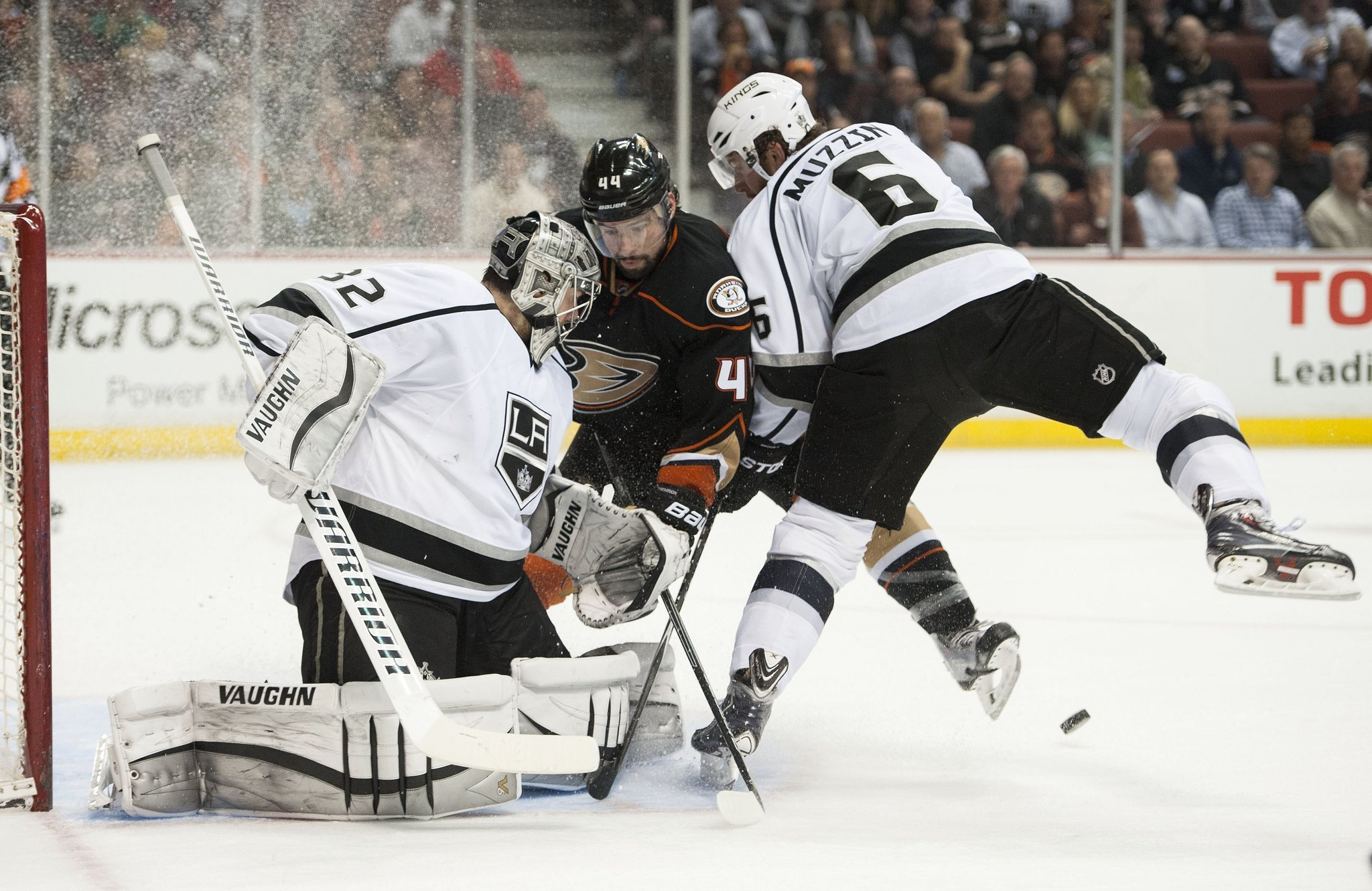 What we learned from the Kings' 3-2 overtime loss to the Ducks