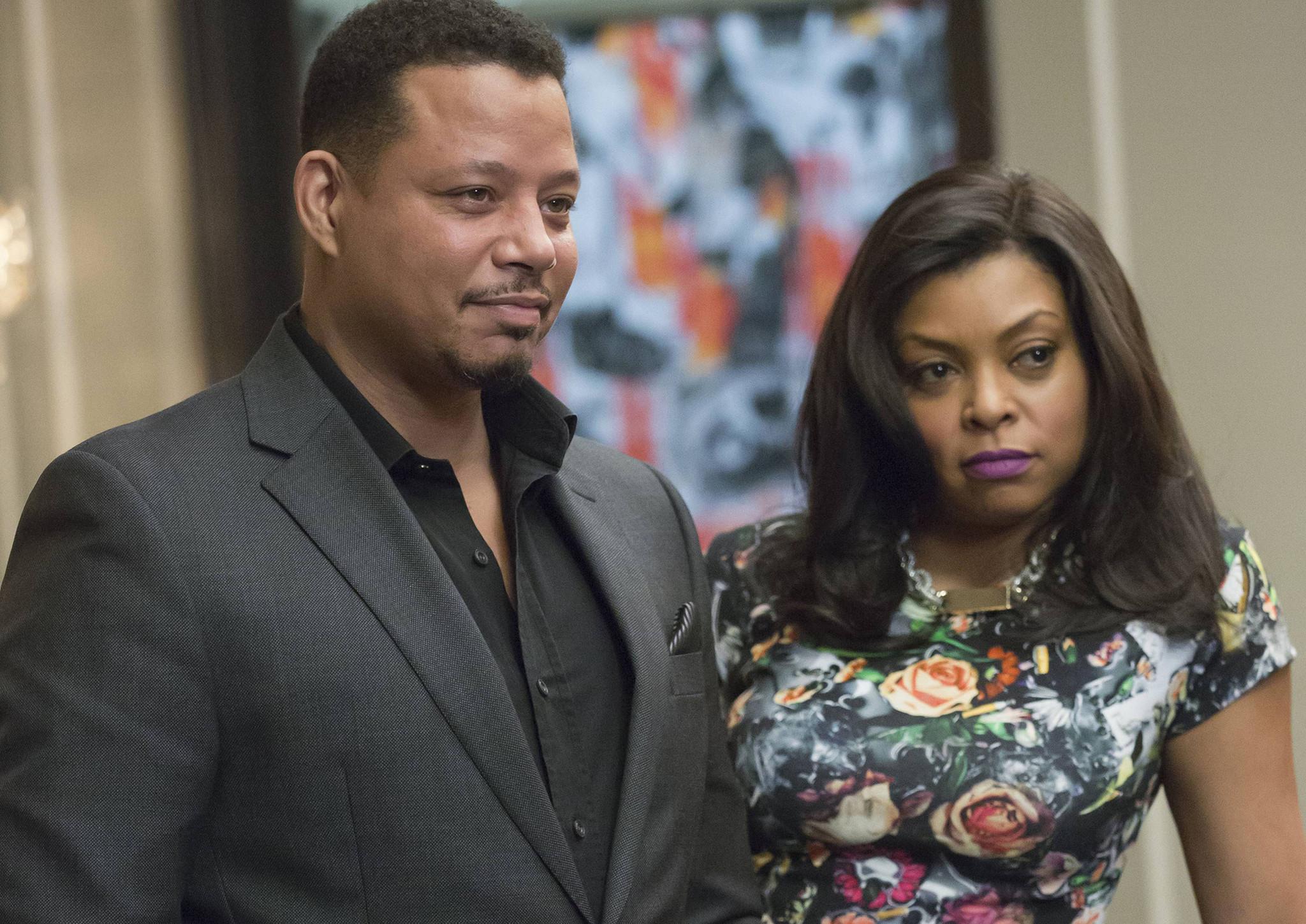 'Empire' first-season finale draws platinum ratings