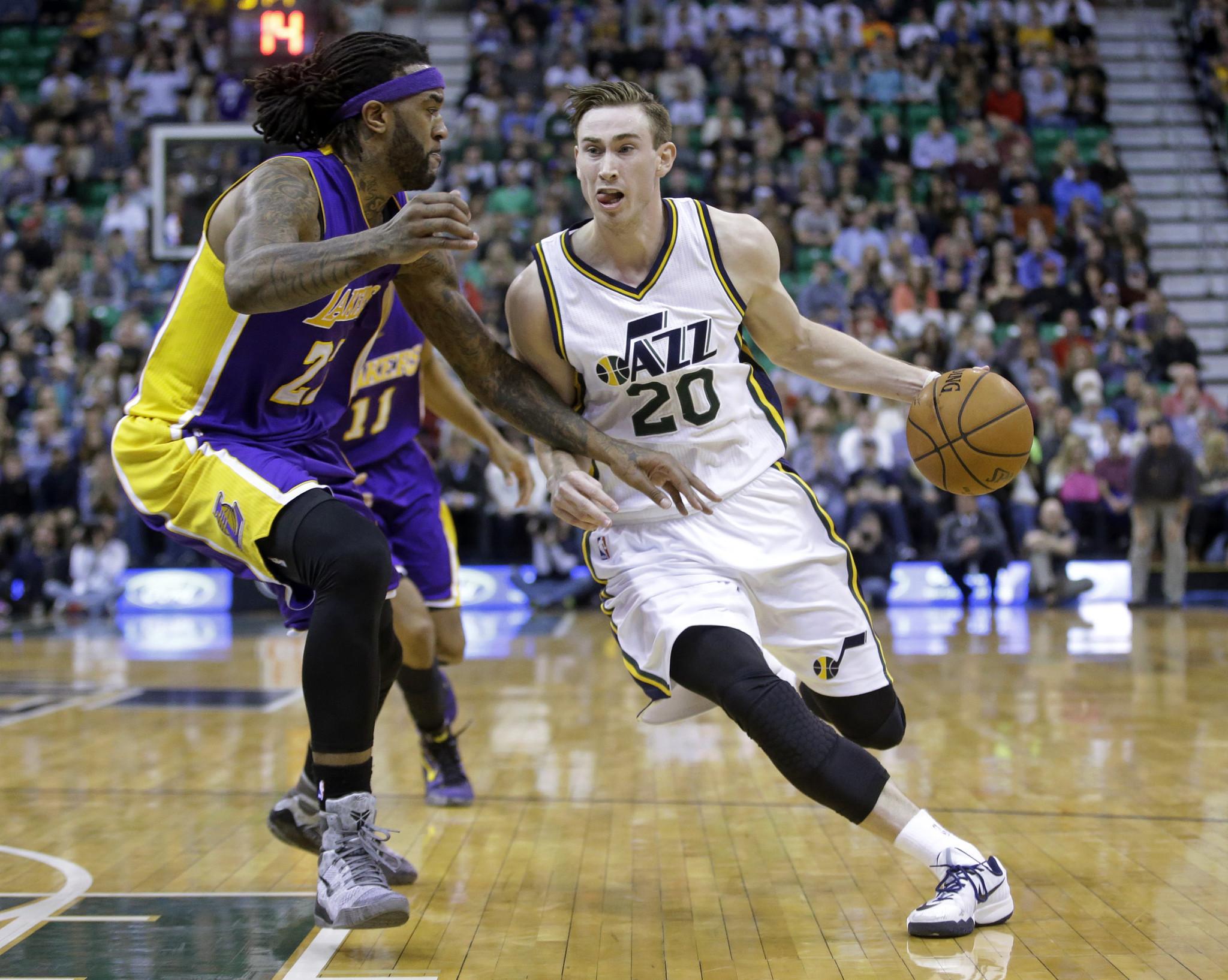 Preview: Lakers vs. Utah Jazz
