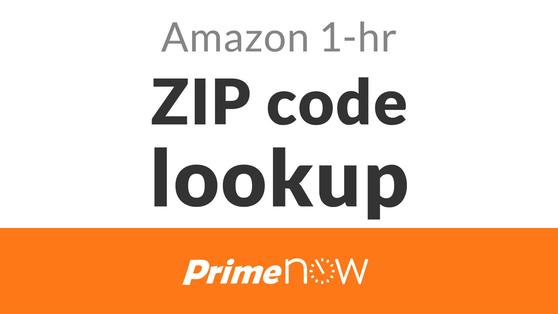 Amazon Prime Now ZIP Code Lookup Baltimore Sun - Us zip code checker
