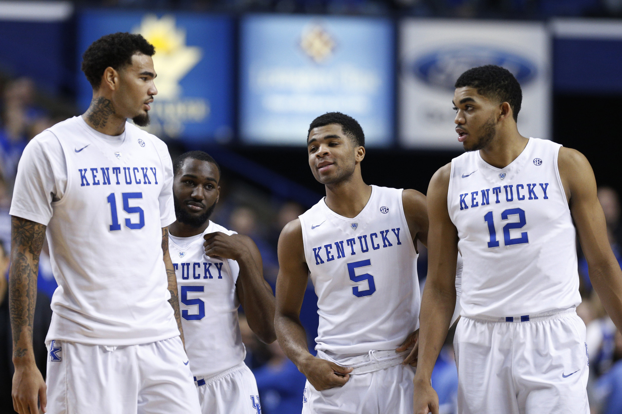 SMU's Larry Brown says Kentucky could be an NBA playoff team in East