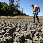 Signs of drought visible throughout the state