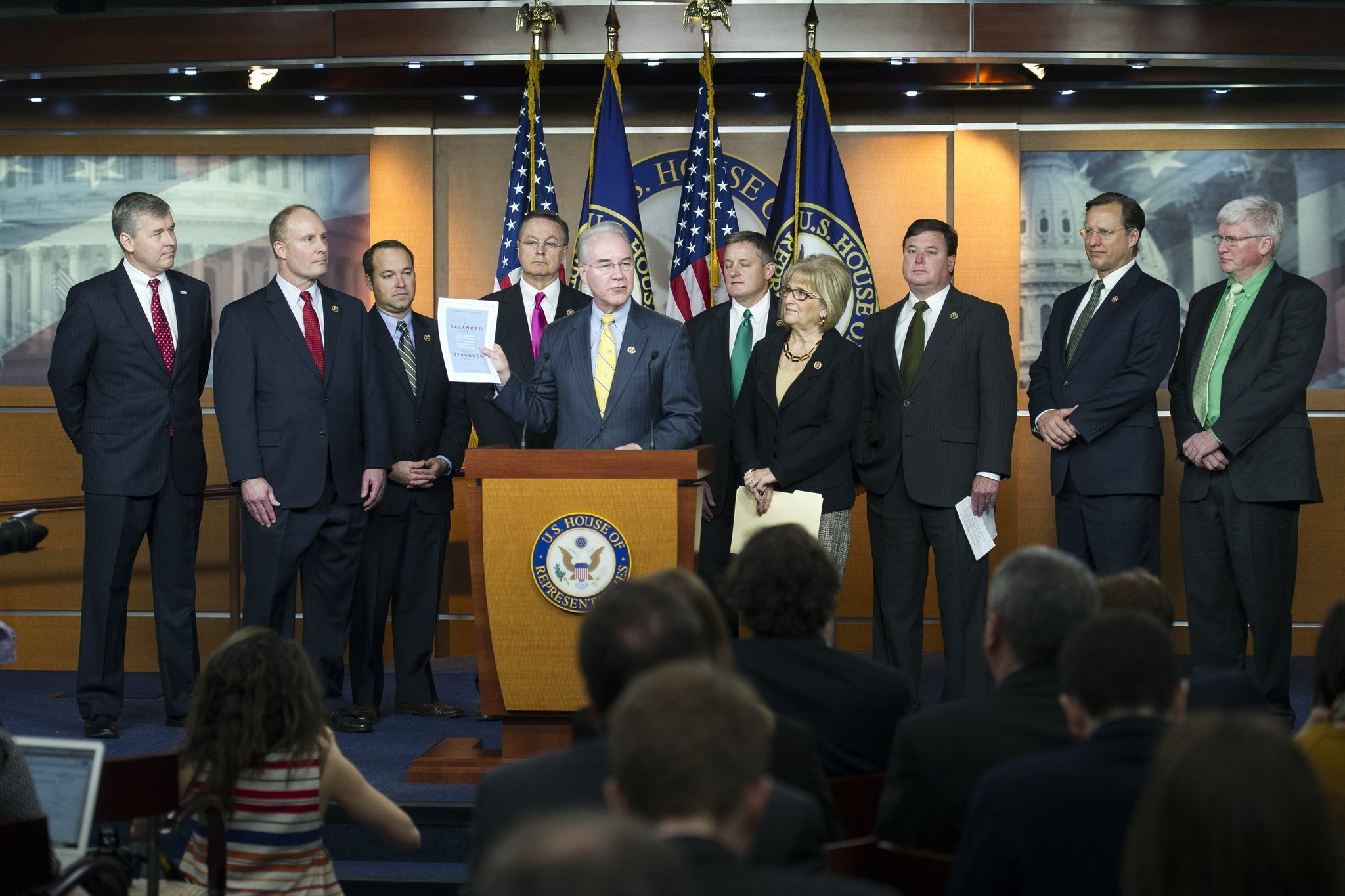 GOP uses a little 'parliamentary contortionism' to advance budget
