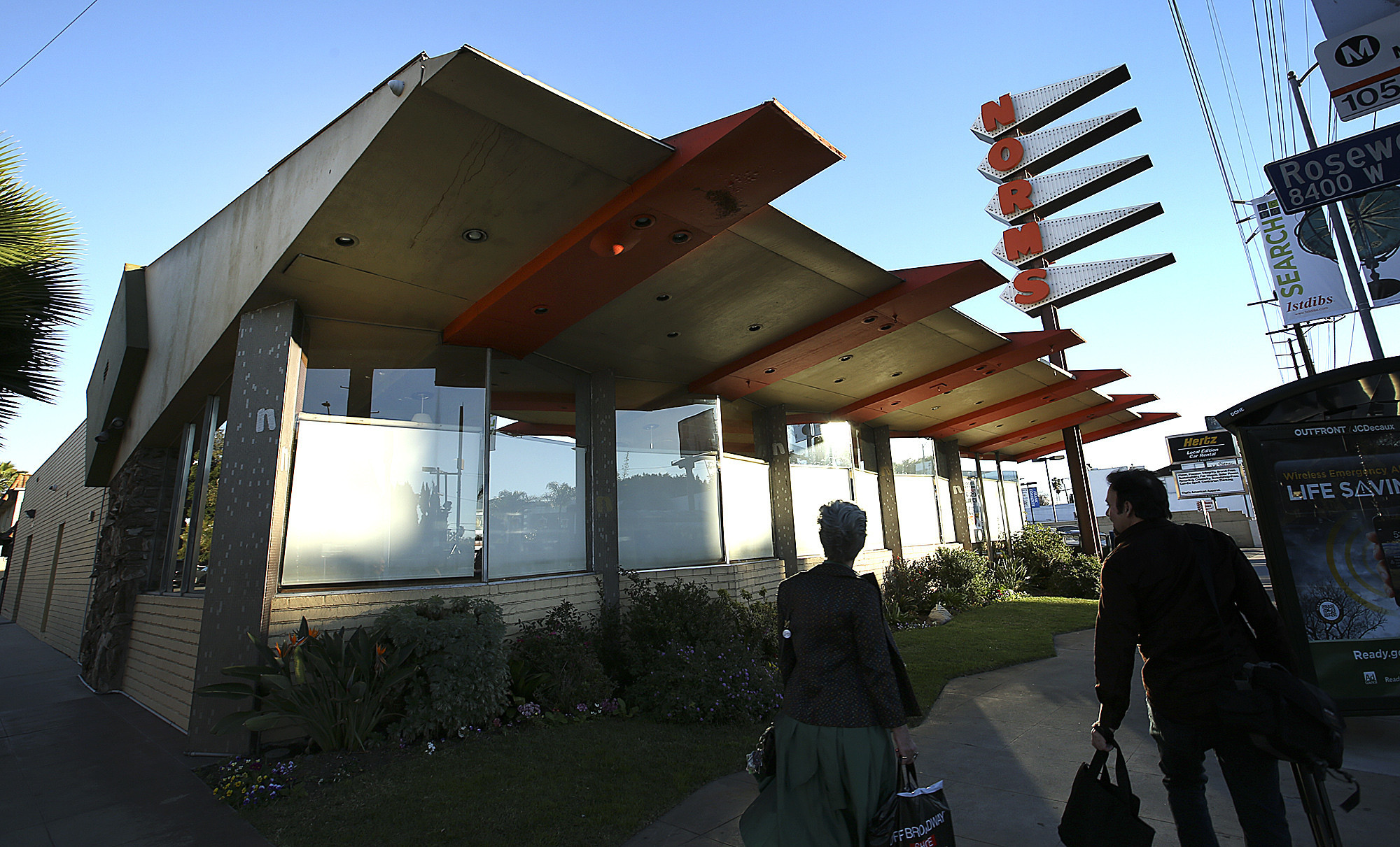 Norms restaurant moves closer to designation as L.A. historic monument