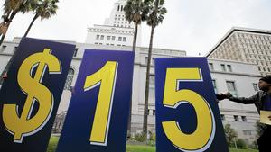 Three studies of L.A. minimum wage boosts reach different conclusions