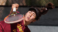 Photo Gallery: Glendale College vs. Antelope Valley women's tennis