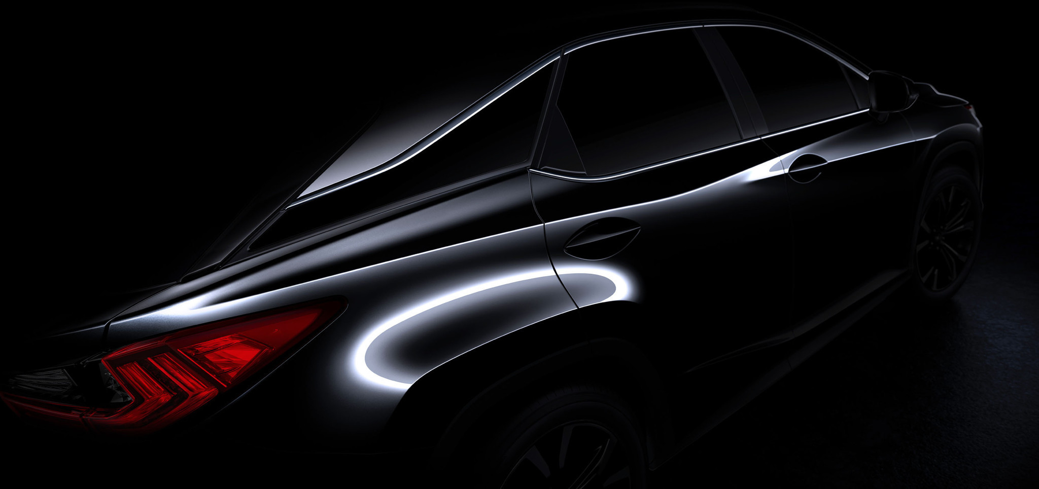 2015 New York Auto Show Lexus to reveal all new RX crossover LA