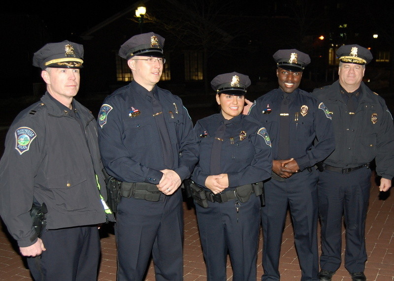Manchester Welcomes Three New Police Officers Courant