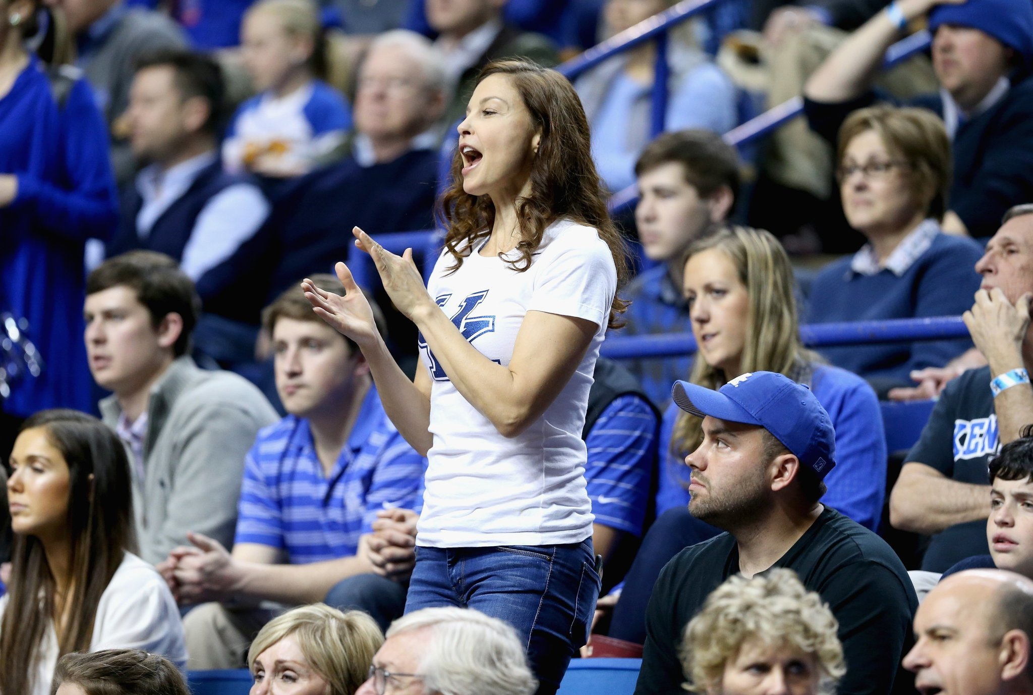 Ashley Judd arkansas