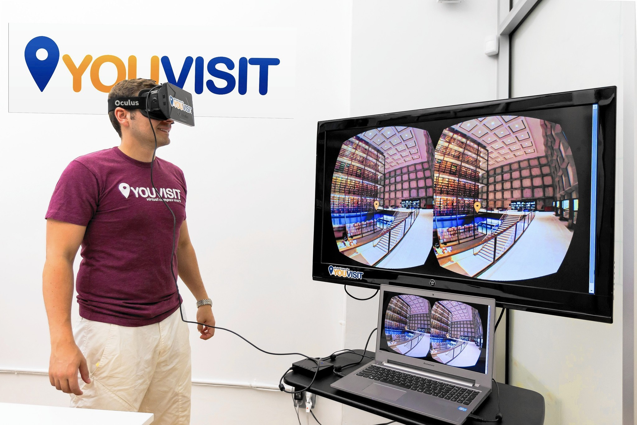 Colleges look to virtual reality tours to enhance recruiting - Los Angeles Times